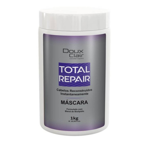 Doux Clair Total Repair Máscara Reconstrutora 1Kg