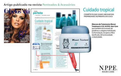 N.P.P.E. No.22 Monoi Treatment Hidratação 300ml