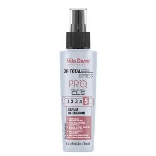 Vita Derm Serum Reparador 3r Total Express 75ml