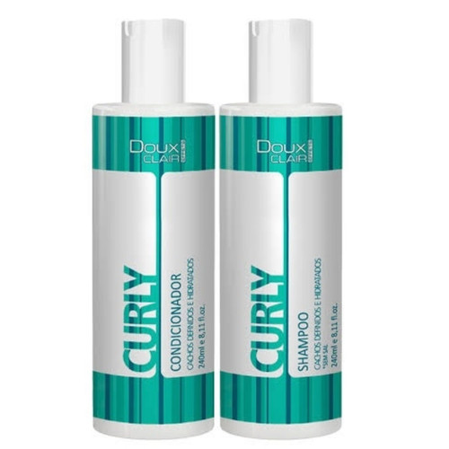 Doux Clair Kit Effets Curly  Shampoo e Condicionador
