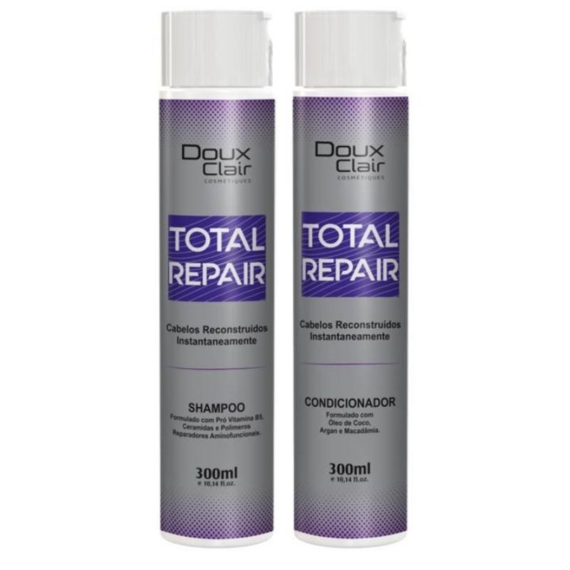 Doux Clair Total Repair Sh + Cond Reconstrutor