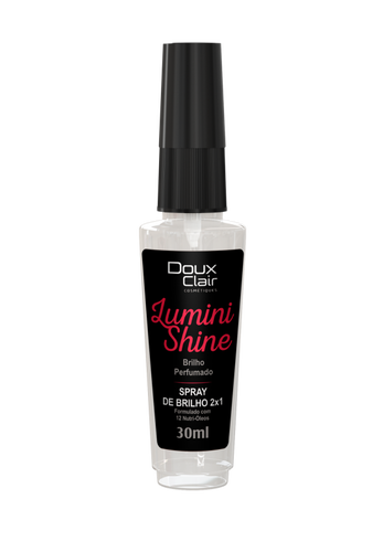 Doux Clair Lumini Shine Spray de Brilho Perfumado 30ml