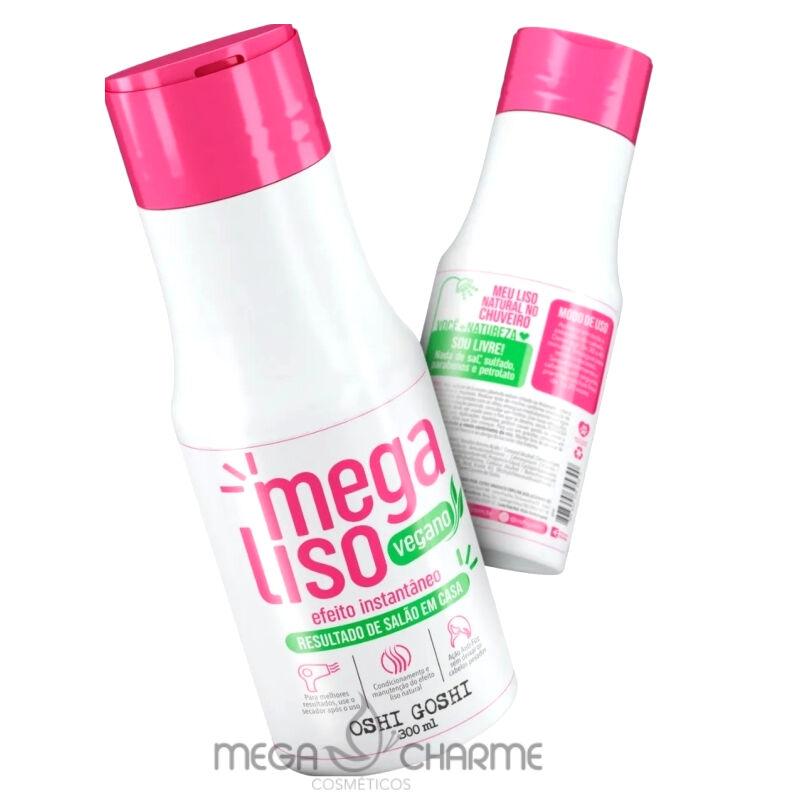 Oshi Goshi Mega Liso Vegano Progressiva 300ml
