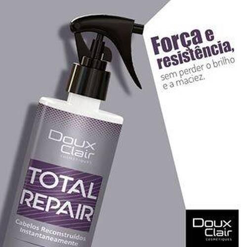 Doux Clair Total Repair Reconstrução em Spray 240ml