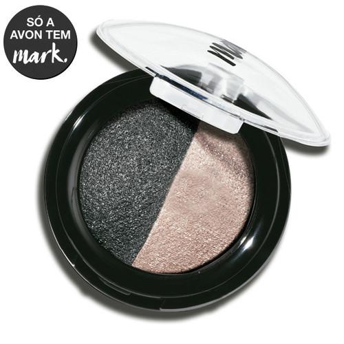 Avon Mark Duo de Sombras para Olhos Baked Irresistível