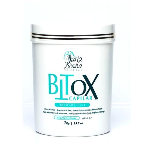 Maria Bonita Bttox Capilar BB Cream 10 em 1 - Nova Embalagem