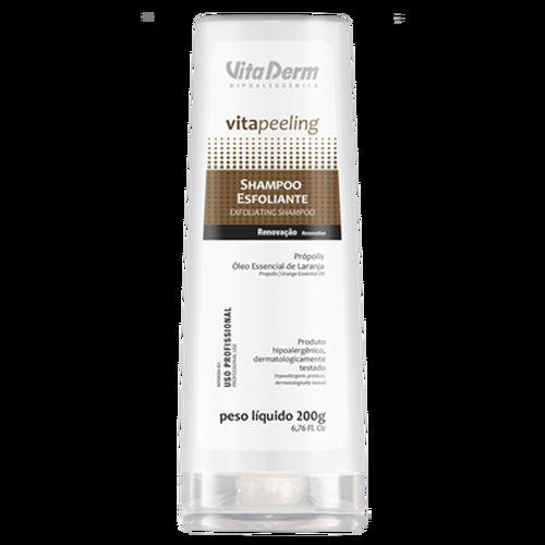 Vita Derm Shampoo Esfoliante 200gr
