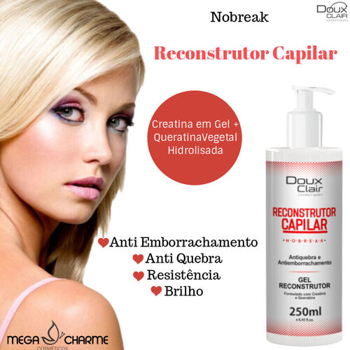Doux Clair X3 Repair Nobreak 250ml