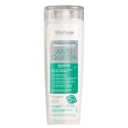 Vita Derm Anti Queda Shampoo 200ml